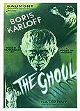 World of Art Global Boris Karloff Der Ghoul. 250 g/m²,