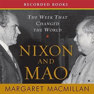 Nixon and Mao cover art