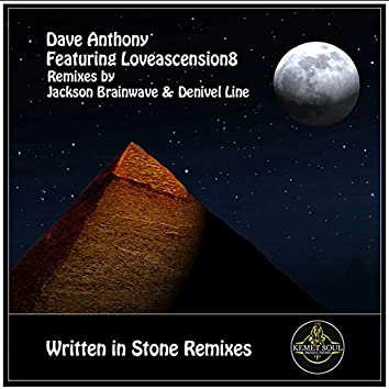 Written in Stone (feat. Loveascension8) [Remixes]
