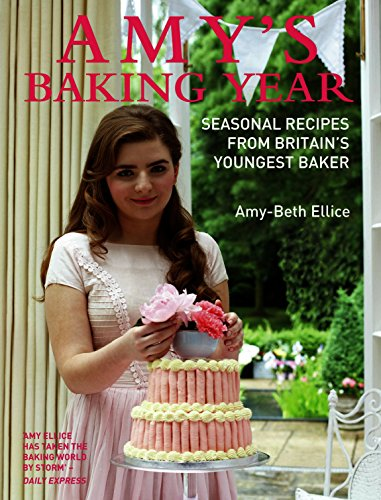 Amy's Baking Year (English Edition)