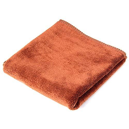 Auto-reinigingsgereedschap voor de auto, voor het wassen van handdoeken en polijstdoek van microvezel, praktisch te gebruiken, 1 stuk Blue