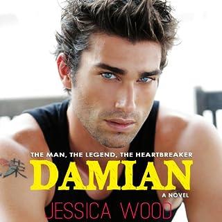 Damian (The Heartbreaker) audiobook cover art