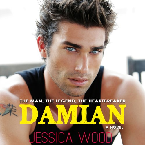 Damian (The Heartbreaker) audiobook cover art