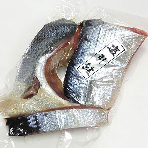 【法要ギフト】塩引き鮭(カマ) 越後村上の名産品