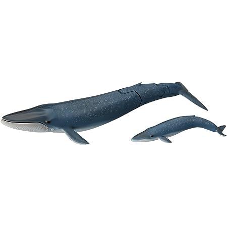 アニア AL-11 シロナガスクジラ 親子