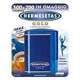 Hermesetas Gold 500 comprimidos + 200 comprimidos de regalo