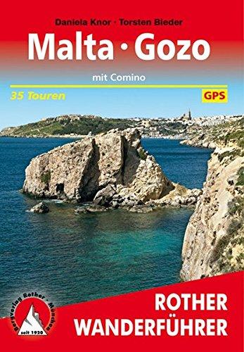 Malta Gozo: mit Comino. 35 Touren. Mit GPS-Tracks (Rother Wanderführer)