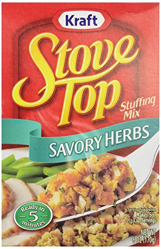 Stove Top Savory Herb Stuffing Mix, 6 oz