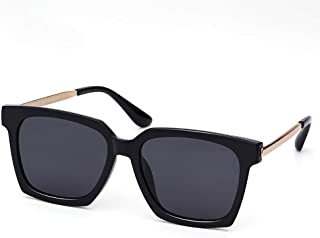 Trendy Oversized Sunglasses for Women Polarized,Classic...