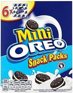 Oreo Mini Bags 6 per pack (Pack of 6) - オレオミニバッグ6パックあたり (x6) [並行輸入品]