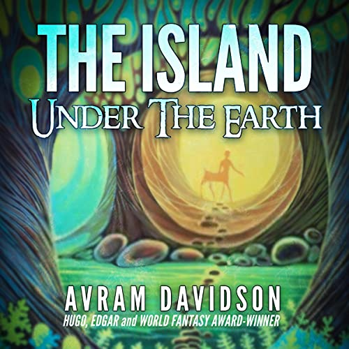 『The Island Under the Earth』のカバーアート