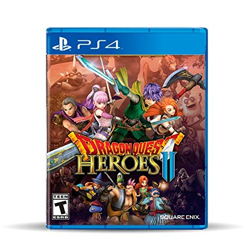 PS4 DRAGON QUEST HEROES II (US)