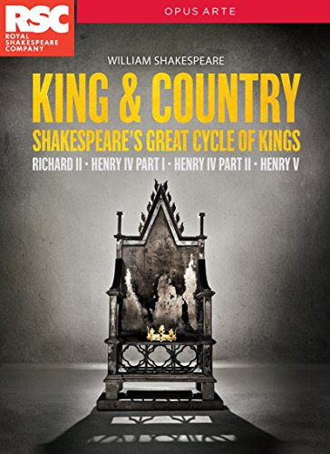 Shakespeare: King & Country Box Set [4 DVDs]