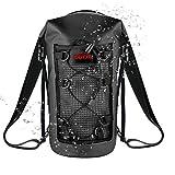 OUTXE IP67 Kayak Dry Bag Waterproof Backpack TPU Dry Bag Sack 10L Totally Sealed PVC-Free