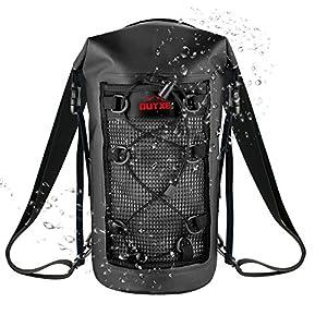 OUTXE IP67 Kayak Dry Bag Waterproof Backpack