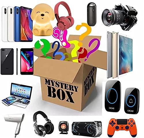 Sijux Lucky Box Mystery Box- (Producto Aleatorio) ¡Regalo Sorpresa para Ti! Lujoso, Ordinario, Económico, Muchos Estilos, Todos Los Productos Son Nuevos
