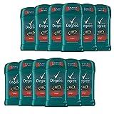 Antiperspirant Deodorant Stick, Sport 48 Hour Protection, 2.7 oz, pack of 12