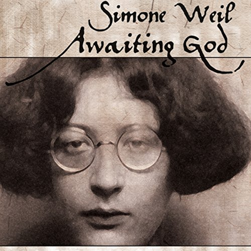 Awaiting God audiobook cover art