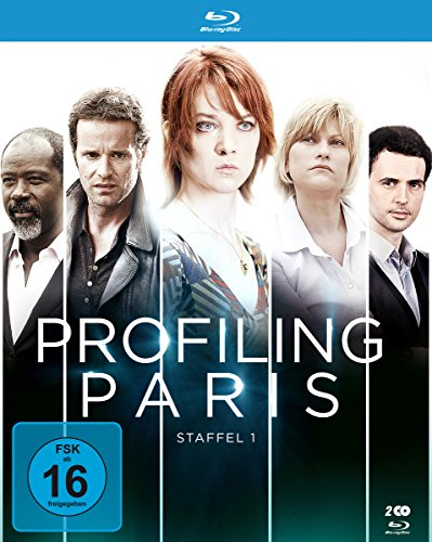 Profiling Paris - Staffel 1 [Blu-ray]
