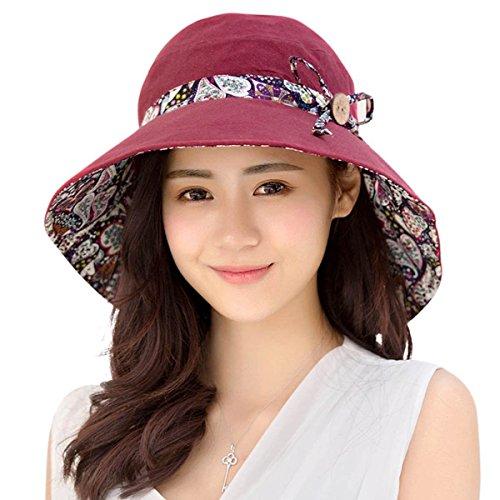 chapeau femme auchan