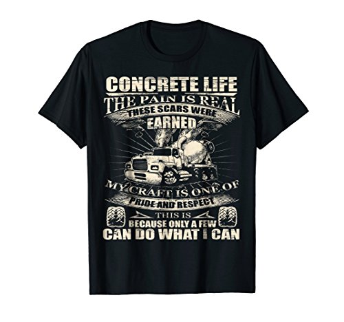 Concrete Life T Shirt
