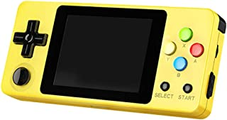 Razab1 Handheld Game Console,Game Screen by 2.7 Thumbs Mini Handheld Palm Palm Console of Nostalgic