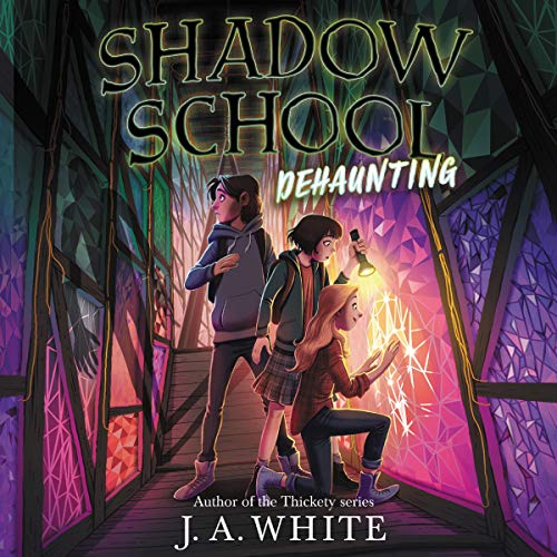Dehaunting Audiobook By J. A. White cover art