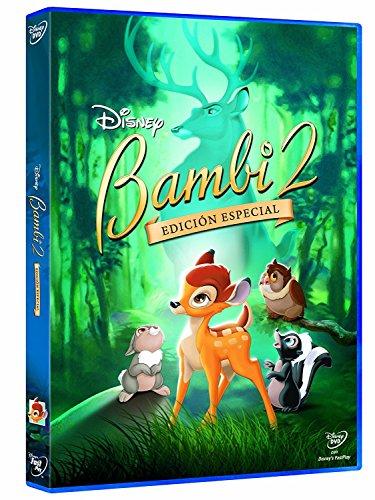 Bambi 2, el príncipe del bosque [DVD]