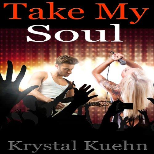Take My Soul audiobook cover art