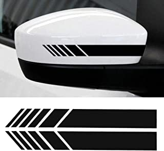 AmerStar DIY Car Auto Car Body Sticker Side Decal Stripe Decals SUV Vinyl Graphic