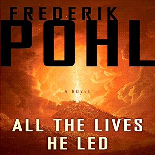 All the Lives He Led audiobook cover art