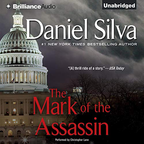 The Mark of the Assassin cover art