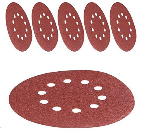 Scheppach 5903801701 Schleifscheiben-Set:je 1xP80,100,120,150 f. Wand- und Deckenschleifer