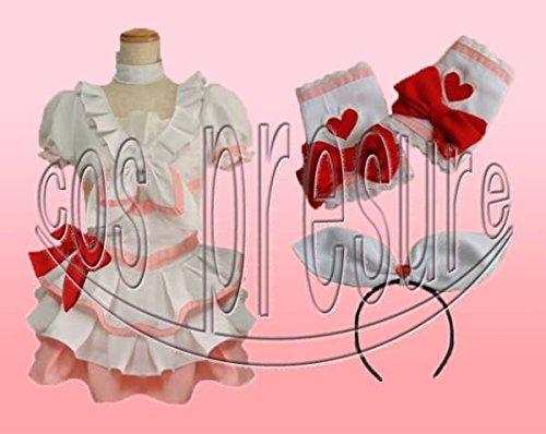 『380 【cos-presure】スイート プリキュア キュアリズム 風衣装◆コスプレ』のトップ画像