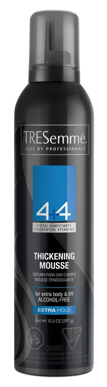 Tresemme 4+4 Mousse Thickening Ounce New Shipping Free 10.5 Los Angeles Mall Pack 3
