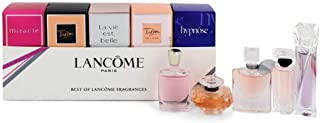 LANCOME Miracle 5 ml+Anais 6 ml+Tresor 7.5 ml+Paloma Picaso 4.8 ml+Loulou3 ml+Lauren3.5 ml