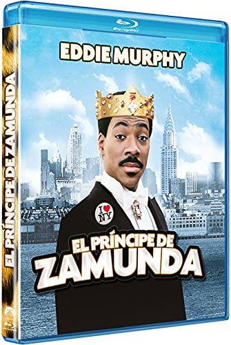 El Principe de Zamunda - (BD) [Blu-ray]