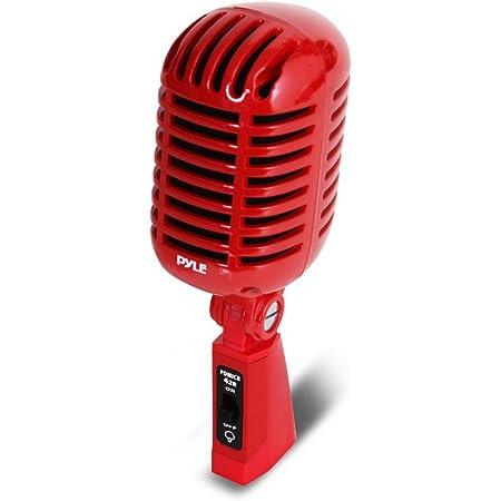 American Microphone Co Mike Art Deco Retro Display Radio Singer Hollywood Music Recording D-22 Vintage Concertone Custom Chrome D22