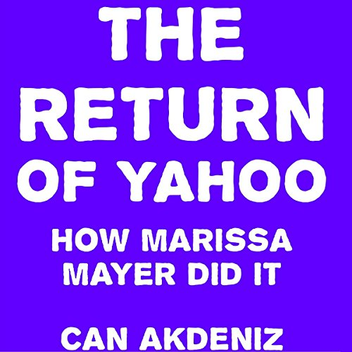 The Return of Yahoo cover art