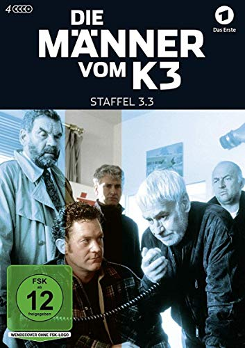 Staffel 3.3 (4 DVD)