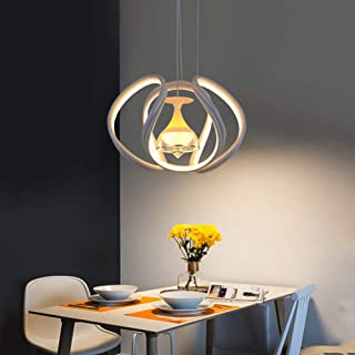 Modern Chandelier LED Dimmable 170W LED Acrylic Pendant Chandeliers Lighting Contemporary Dining Table Entry Kitchen Islan...
