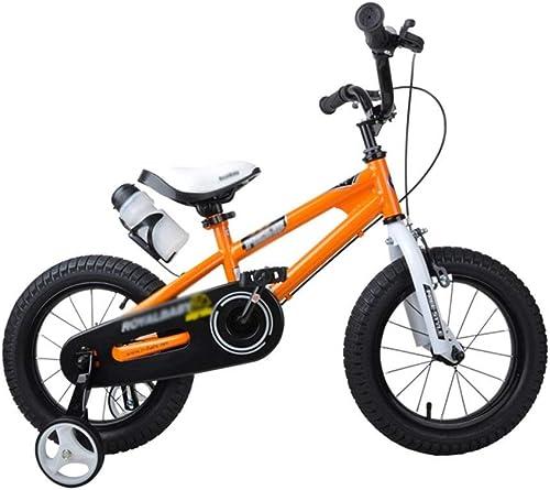 LPYMX Kinderfahrrad Kinderfahrrad 12-Zoll-Stahlgürtel Rahmen Outdoor Mountainbike Stadt SUV Fahrrad Fahrrad