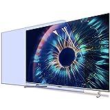 KFJZGZZ TV Screen Protector 32-75 Inch, Anti-Glare Anti Scratch Film Relieve Eye Fatigue Fits LCD, LED, 4K OLED & QLED HDTV Displays