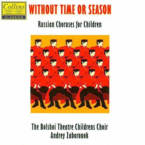 Four Russian Folk Songs For Female Chorus,