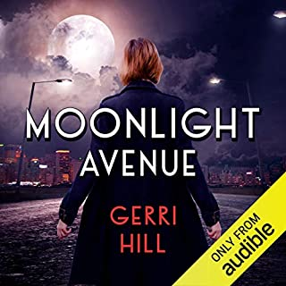 Moonlight Avenue audiobook cover art