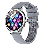 QLK Smart Watch, CF80, 1,08 Pulgadas, Pantalla Táctil Completa,...