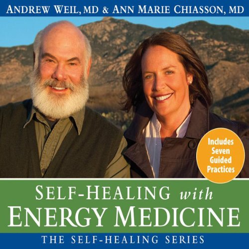 Self-Healing with Energy Medicine                   By:                                                                                                                                 Andrew Weil MD,                                                                                        Ann Marie Chiasson MD                               Narrated by:                                                                                                                                 Andrew Weil MD,                                                                                        Ann Marie Chiasson MD                      Length: 2 hrs and 28 mins     32 ratings     Overall 3.8