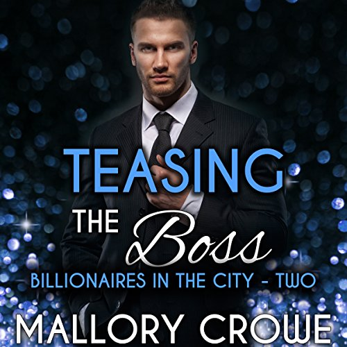 Teasing the Boss audiobook cover art