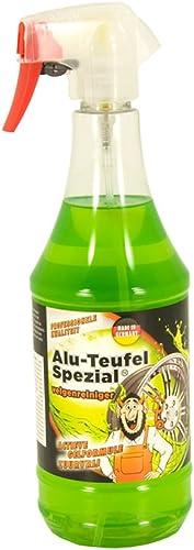 AUTOSTYLE Alu-Teufel Spezial Nettoyant de jantes - Vert - 1000ml - Vainqueur du test!