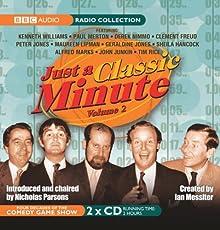 Just A Classic Minute - Volume 2